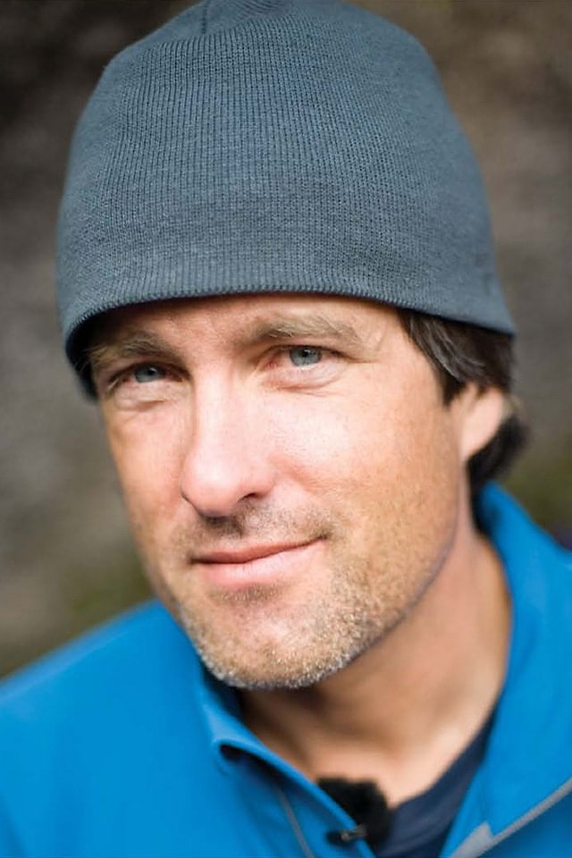 Mark Synnott - climbing, skiing, and mountaineering guided in New Hampshire.